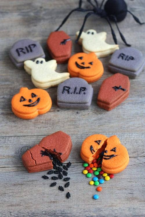 halloween treat recipe