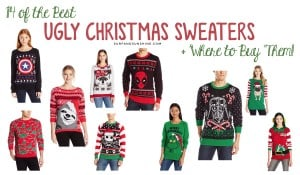 best ugly christmas sweaters twitter