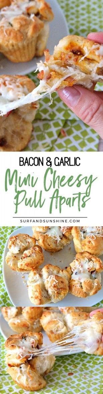 mini pull apart bread recipe