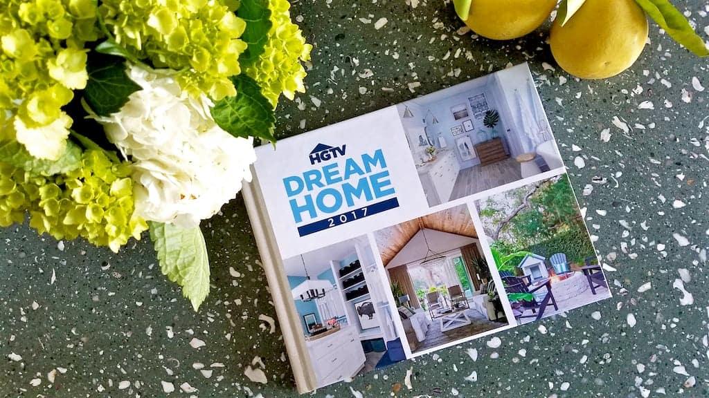 2017 hdtv dream home book
