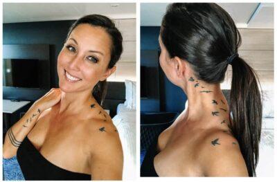 simple travel tattoos
