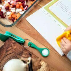 Get Your Kids in the Kitchen with Kidstir