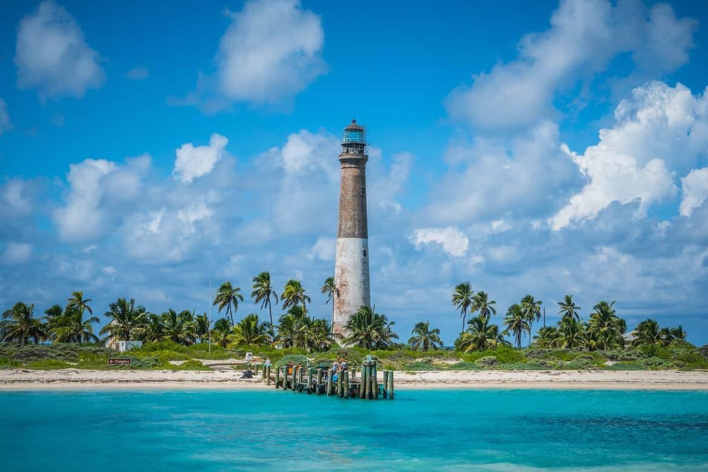 Cape San Blas Lighthouse dry tortugas