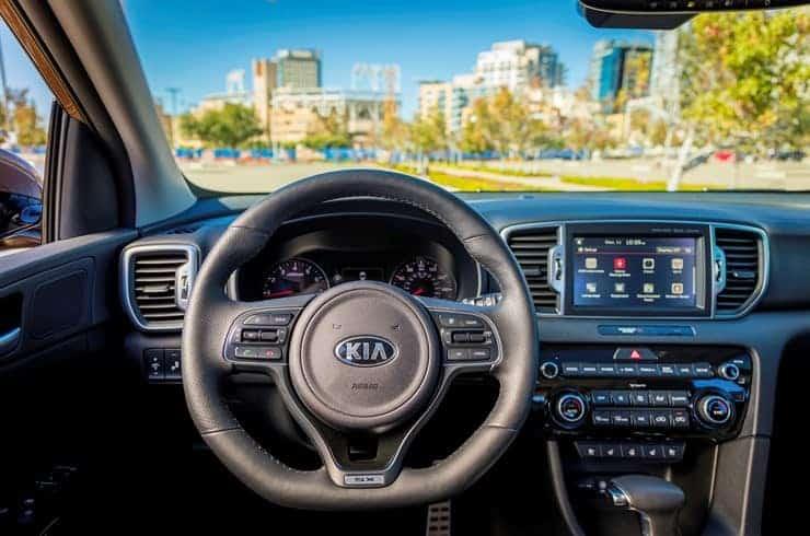 car test drive checklist
