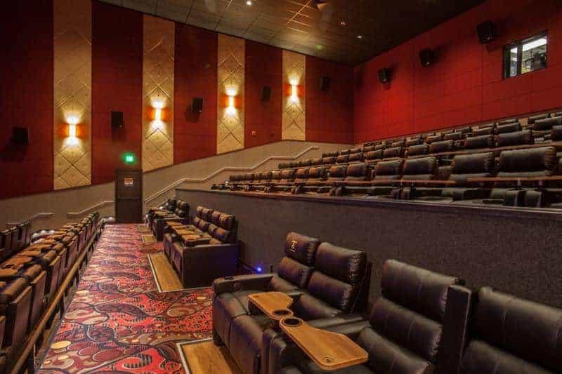 Unique Movie Theaters