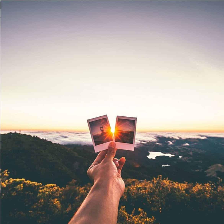 polaroid picture ideas travel