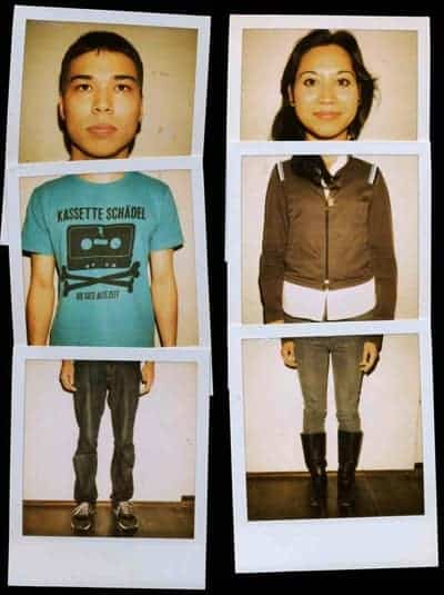 polaroid picture ideas - composition photos