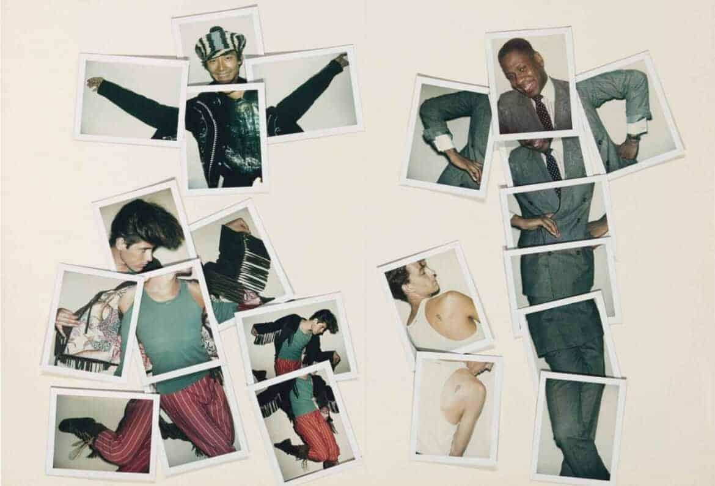 polaroid picture ideas composition