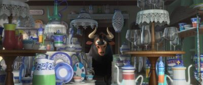 bull in china shop ferdinand