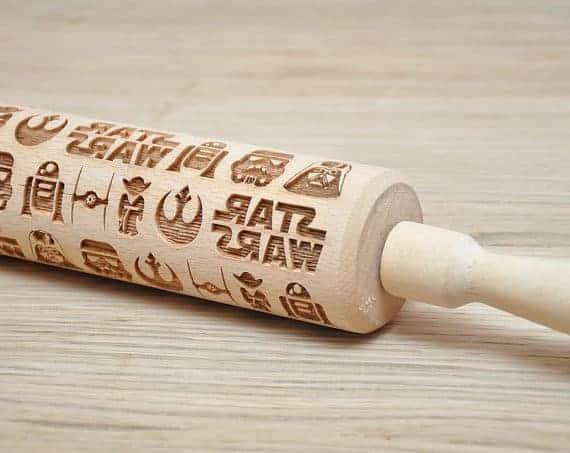 Star Wars Embossed Rolling Pin