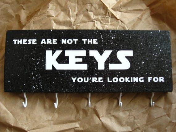 Star Wars Key Holder