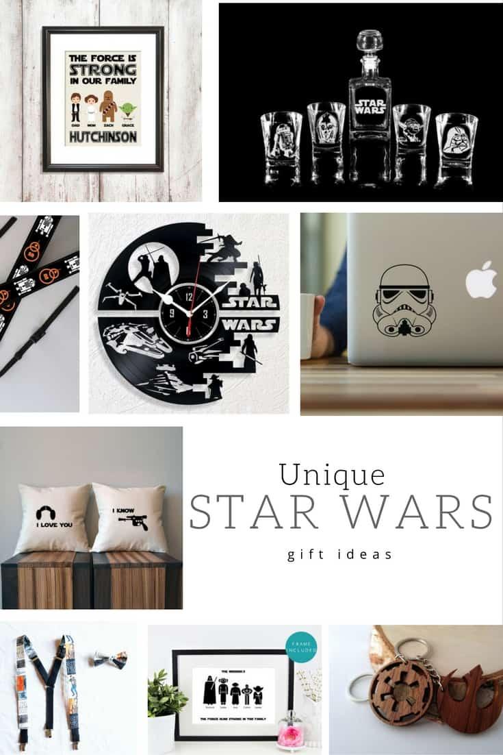 Unique Star Wars Gift Ideas