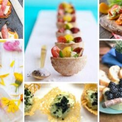 13 Mouth Watering Summer Wedding Appetizers