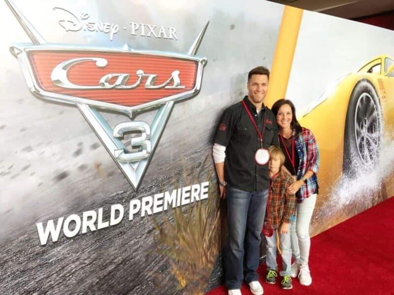 cars 3 premiere