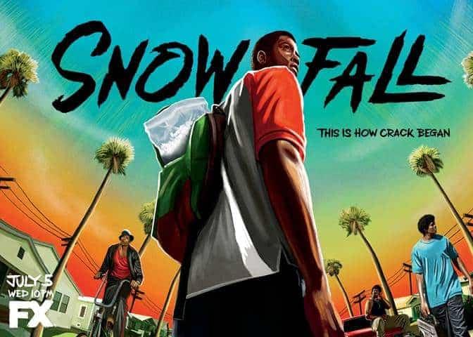 FX Snowfall