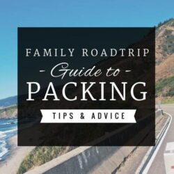 The Complete Family Road Trip Packing List and Tips