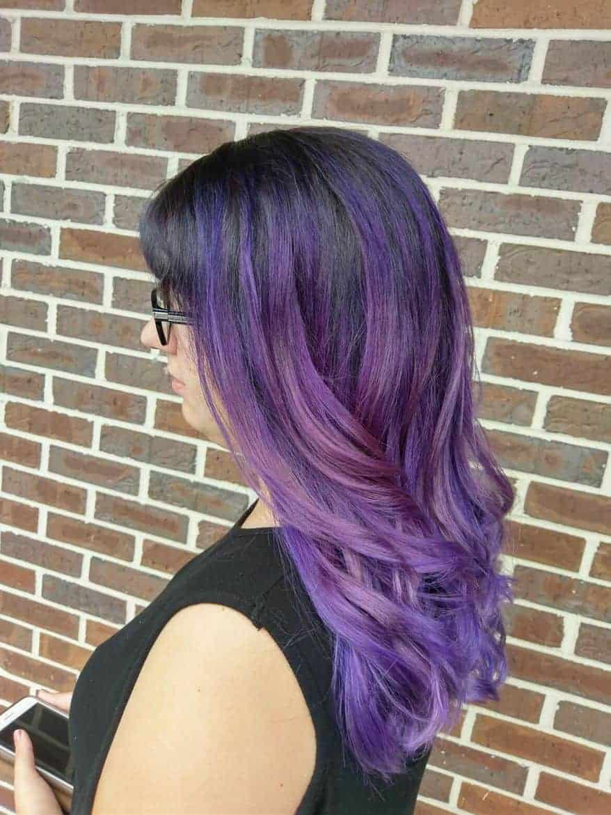 Important Things To Know Before You Dye Your Hair Purple Surf And