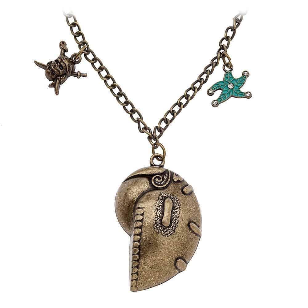 disney descendants costume ideas halloween Uma Seashell Necklace