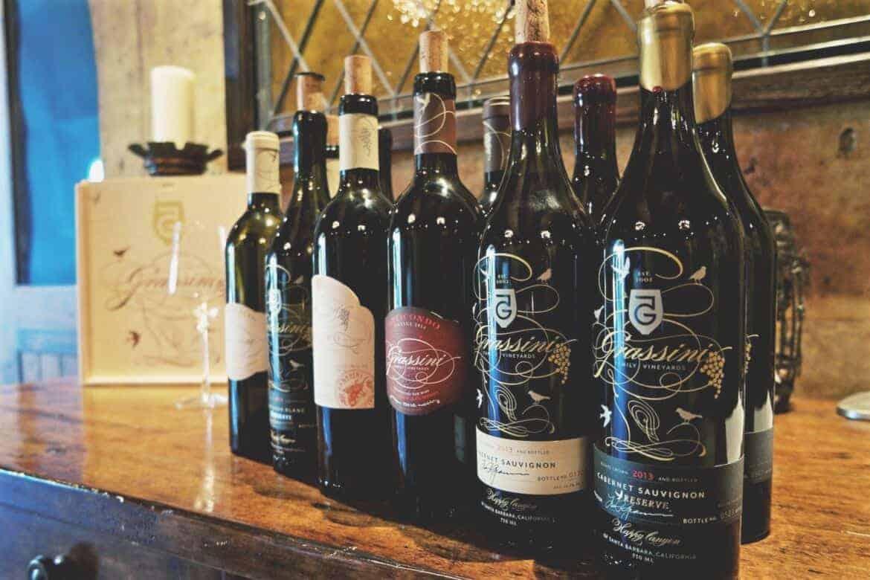 grassini family vineyards Santa Barbara Weekend Ideas
