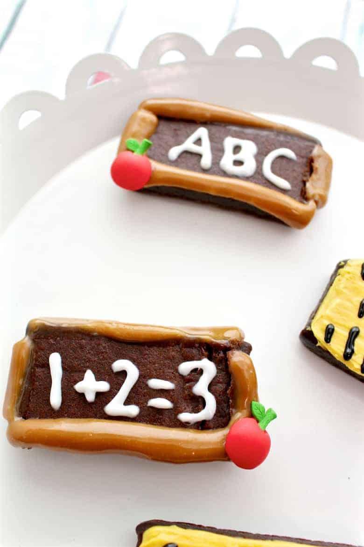 back to school brownies recipe 3