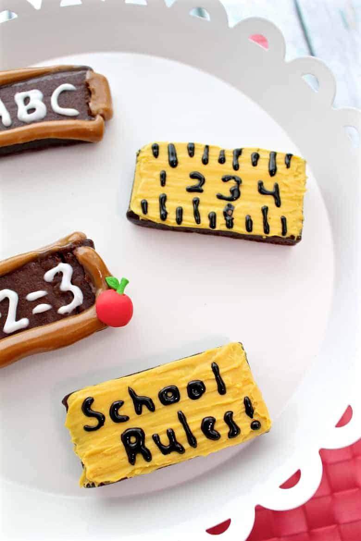 back to school brownies recipe 4