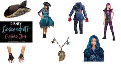 disney descendants costume ideas halloween