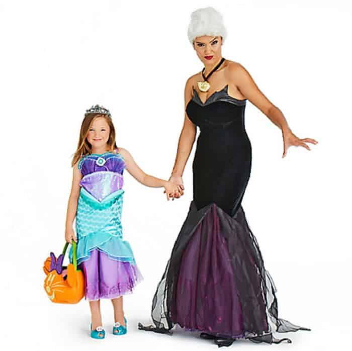 Mermaid - Check Out These 22 Amazing Family Halloween Costume Ideas