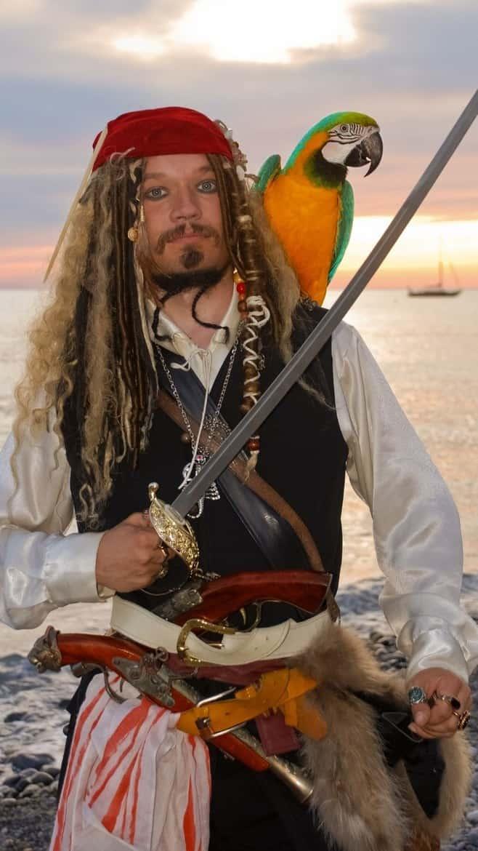 Talk Like a Pirate Lingo