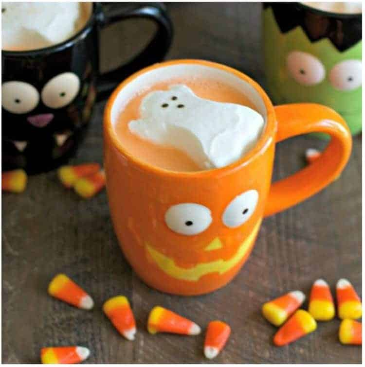 candy corn collage pin - 20 of the Best Recipes for Your Halloween Party