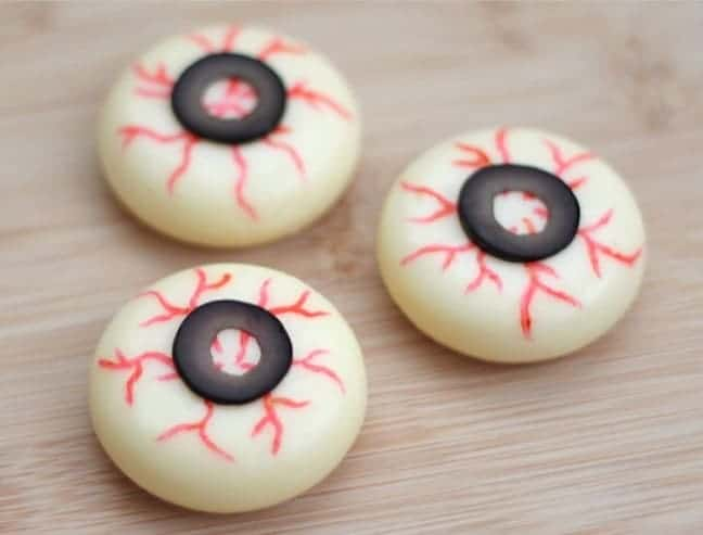 eyes - 20 of the Best Recipes for Your Halloween Party