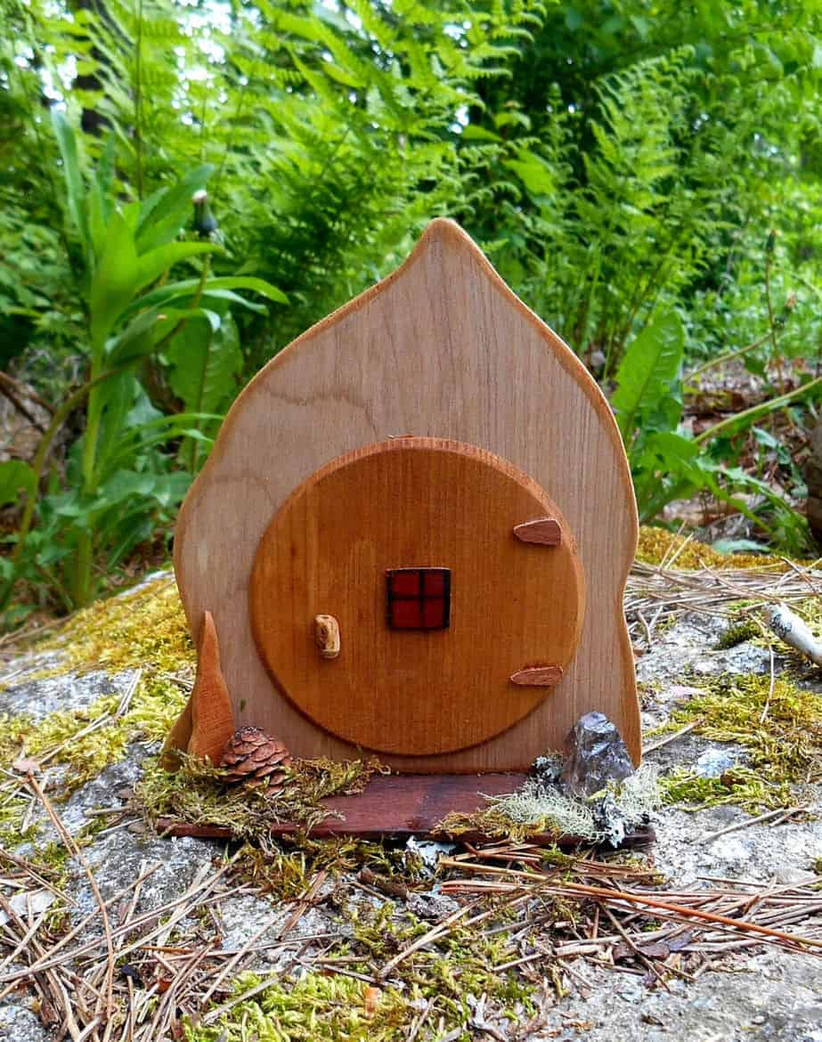 DIY Fairy House Inspiration Plus Everything You Need To Make Your ...