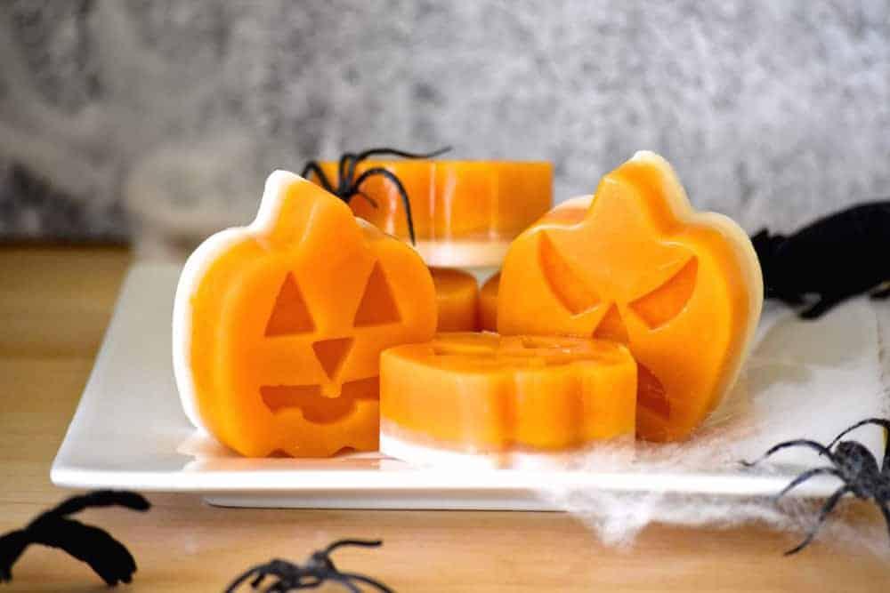 DIY halloween dog treats