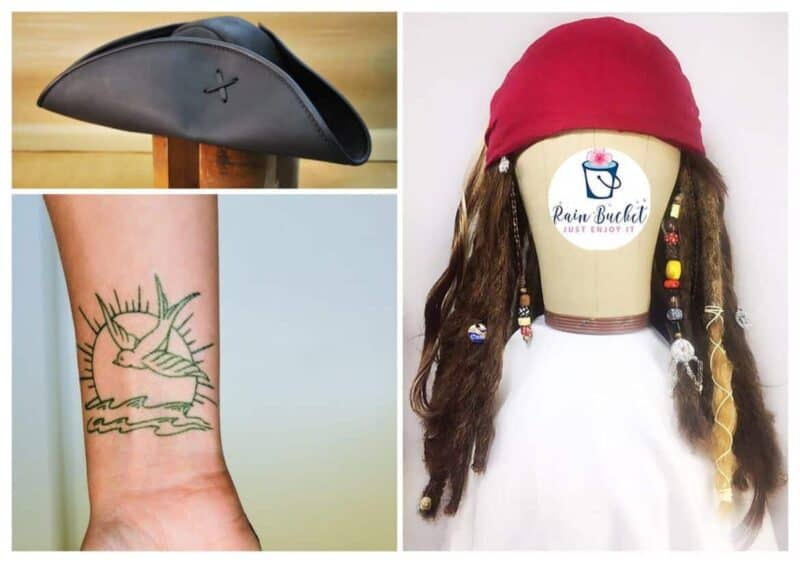 DIY Pirates of the Caribbean Costume Idea by Surf and Sunshine