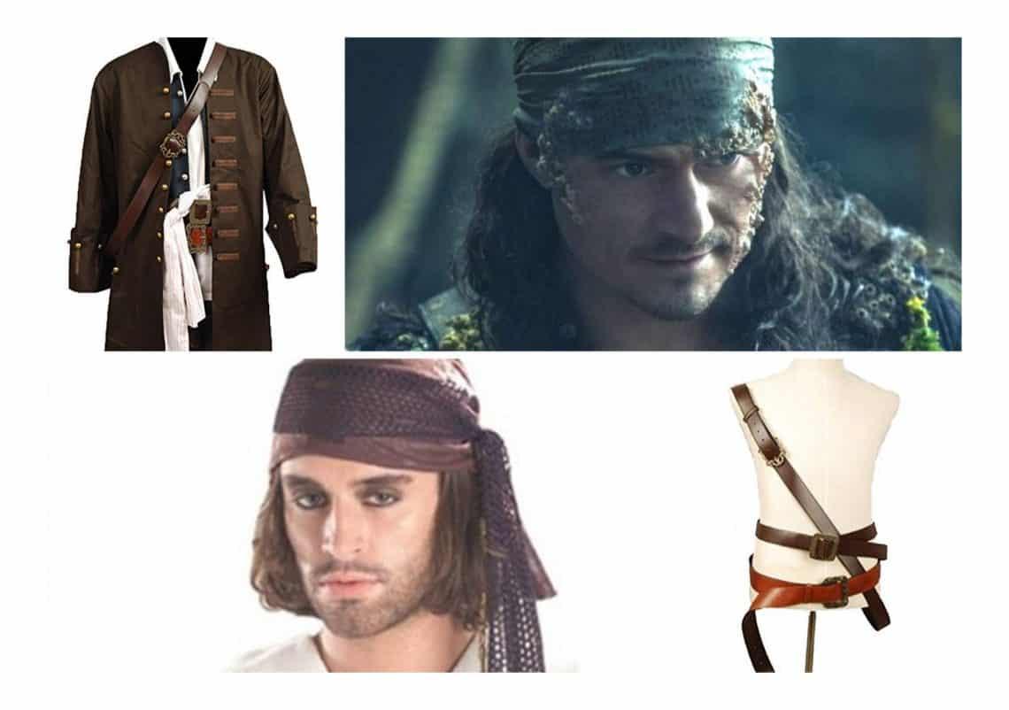 DIY Pirates of the Caribbean Halloween Costume Ideas