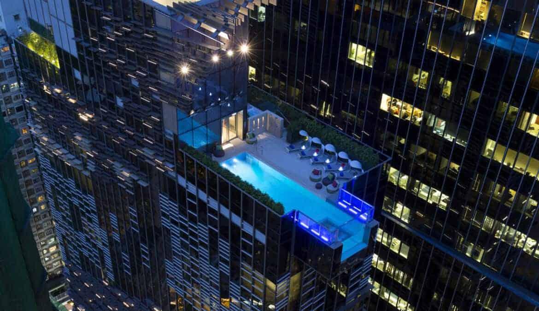 cool pools around the world