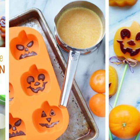 pumpkin jack o lantern halloween treats twitter