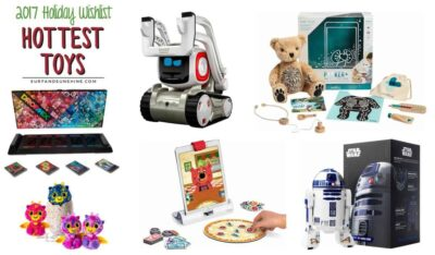 2017 Hottest Toys for Your Holiday Gift Wishlist