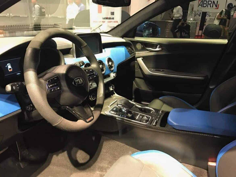 SEMA, West Coast Customs, Drifting and the 2018 Kia Stinger