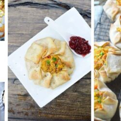 How to Make Turkey Hand Pies from Thanksgiving Leftovers