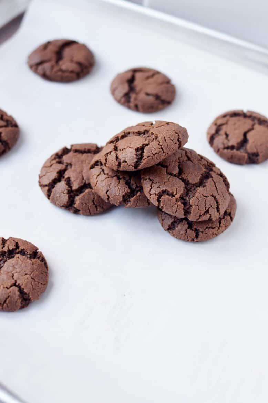 diy christmas chocolate sandwich cookies recipe