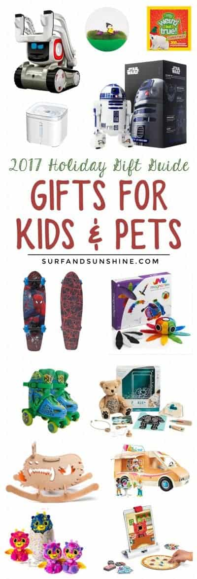 Gifts For Kids and Pets