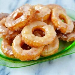 The Best Maple Glazed Donuts Recipe