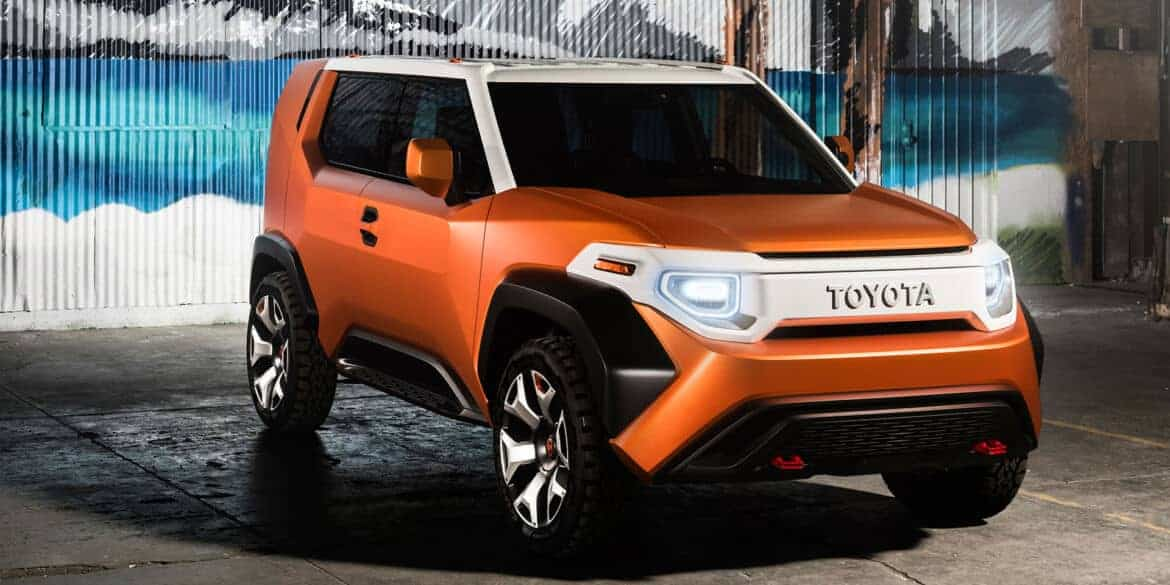 2018 Toyota FT 4X 1 - What to Check Out at the 2018 Chicago Auto Show