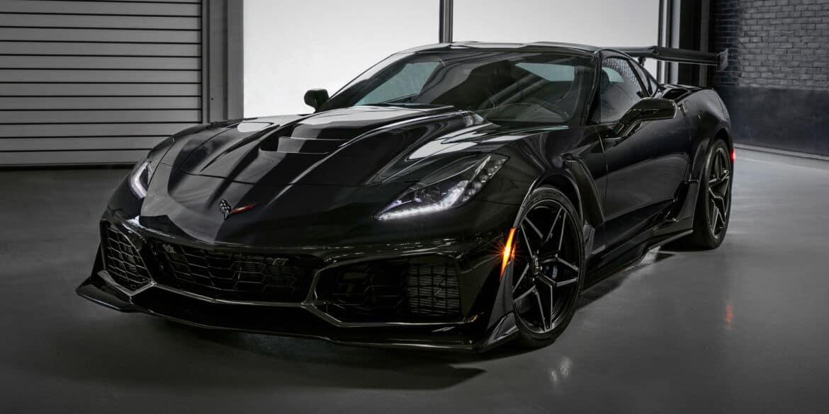 2019 Chevrolet Corvette ZR1 1 - What to Check Out at the 2018 Chicago Auto Show