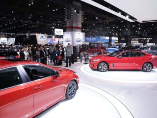 What to Check Out at the 2018 Chicago Auto Show