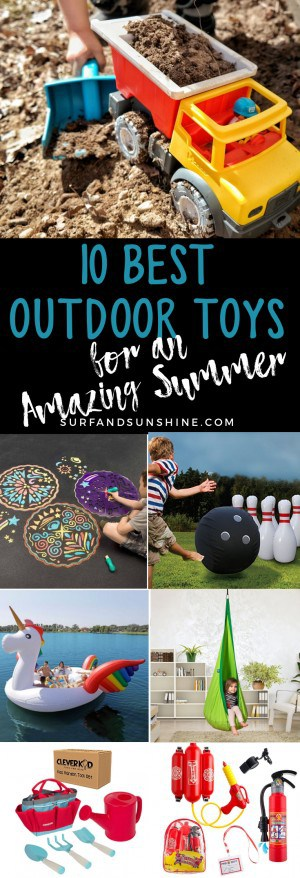 best outdoor toys pinterest