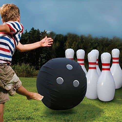 bowling - 10 Awesome Outdoor Toys to Make Summer Spectacular