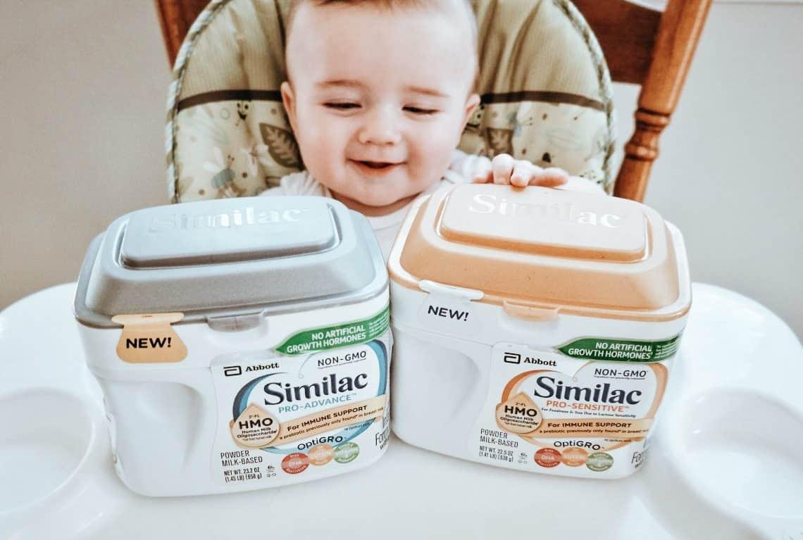 similac baby formula