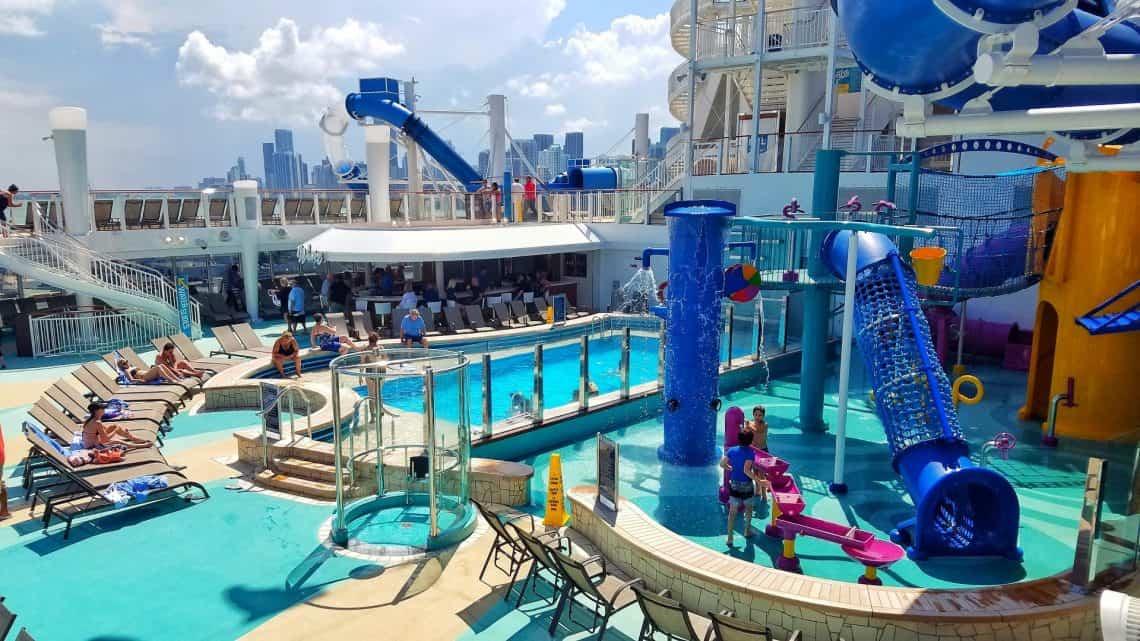 Norwegian Bliss Cruise