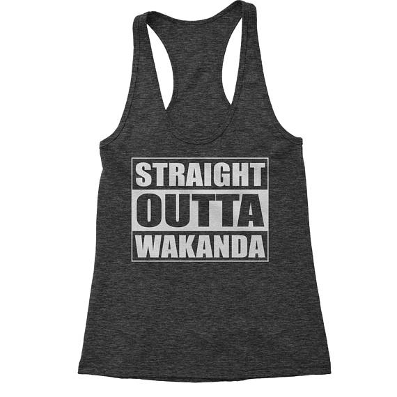 Black Panther Tee 5 - Must Have Black Panther T-Shirts Inspired by the Badass Wakanda Women